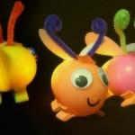 Easter Egg Glow Bugs