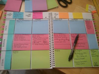 Post-It Notes teachers