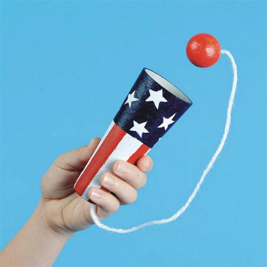 9 Fourth Of July Crafts For Under 1