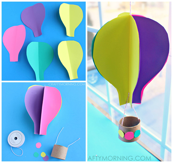 A Few Of Our Favorite Paper Crafts