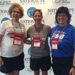 Integrating What I Learned at the National PE Institute