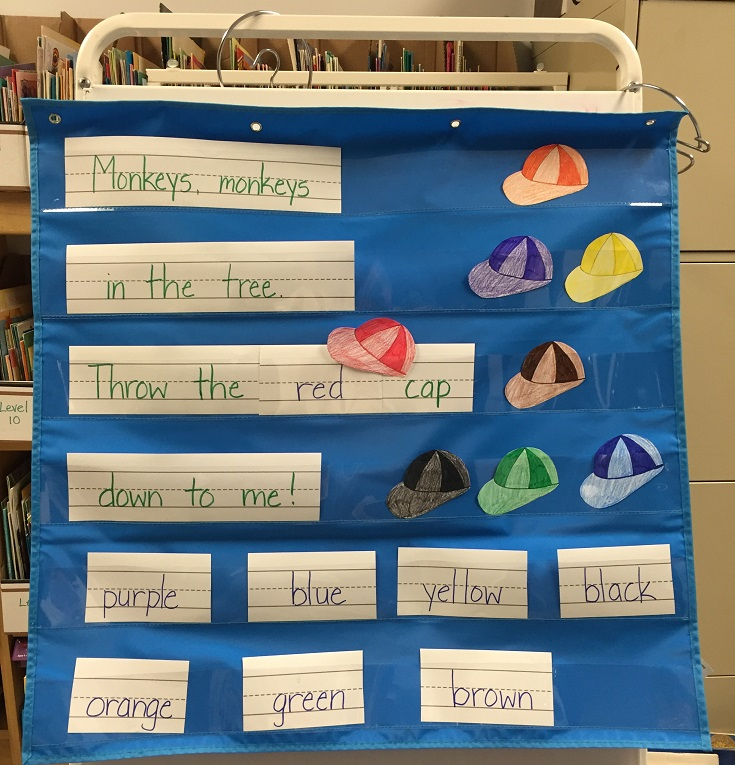 Monthly Book Activity - Caps for Sale - S&S Blog