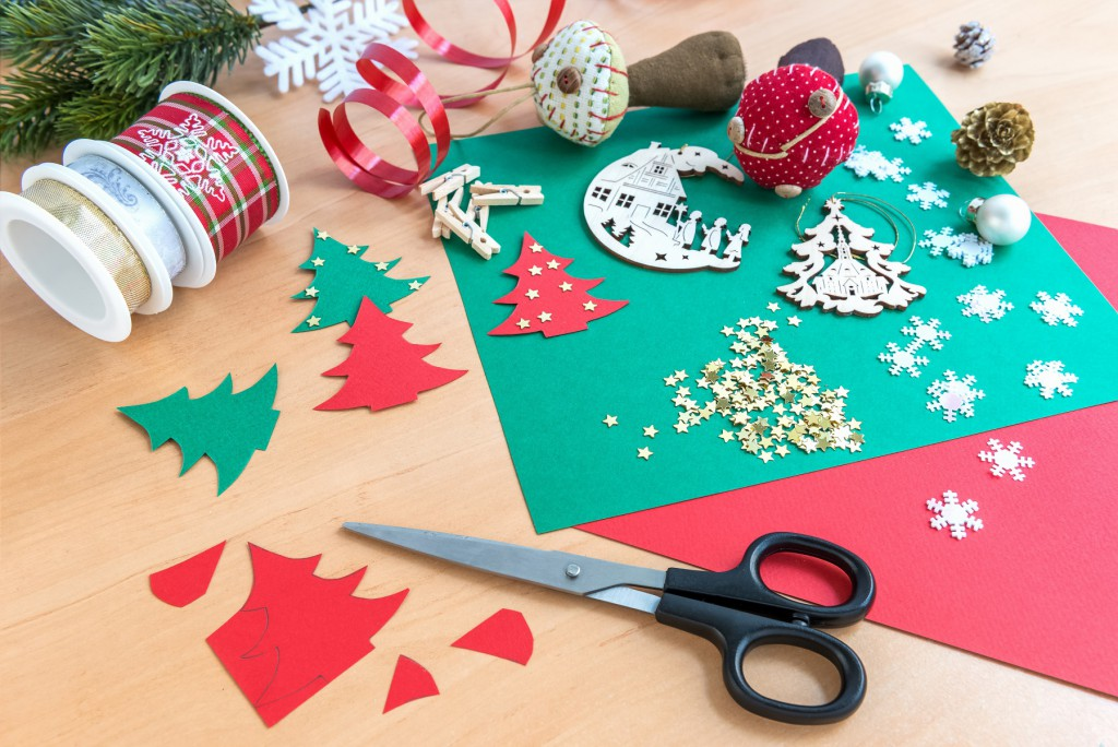 5 Group Christmas Craft Activities Ss Blog