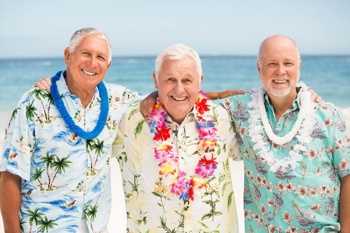 hawaii theme senior facility