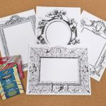 Historical Art Frames – Educational Craft for the Classroom
