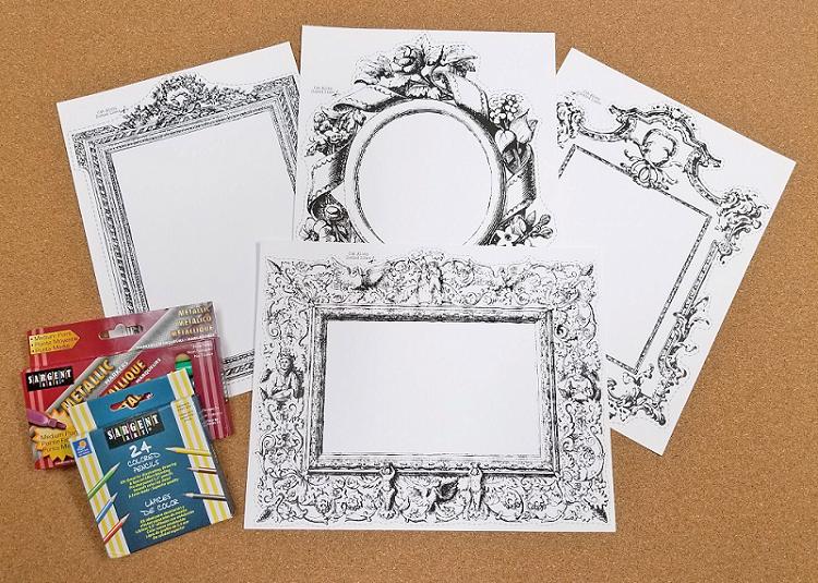 Historical frames craft