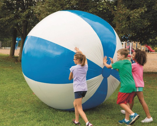 Field day physical education