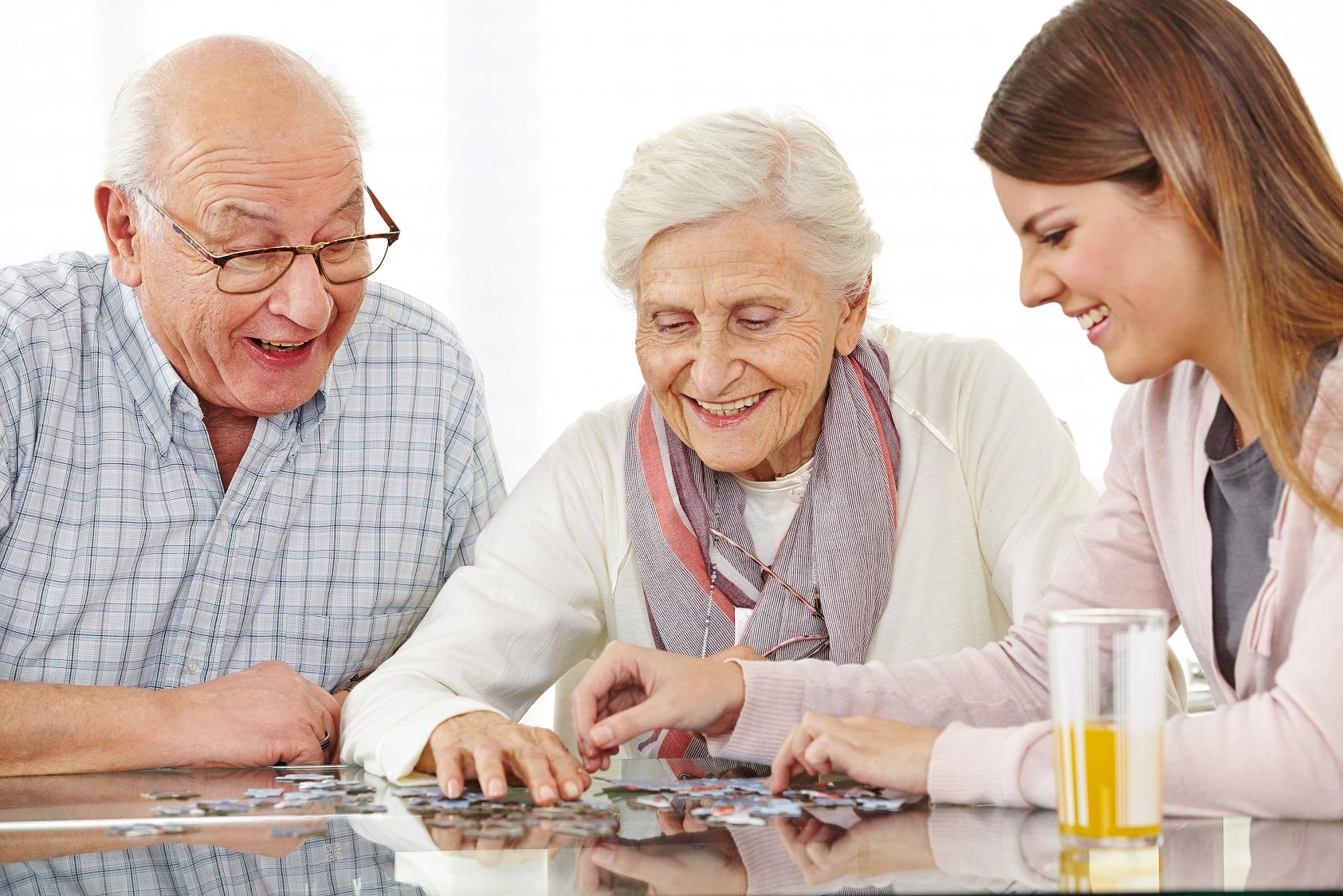 nursing home week activities
