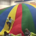 The Best Parachute Game for P.E. Class