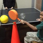 Unified PE Class Activity for Special Needs Students