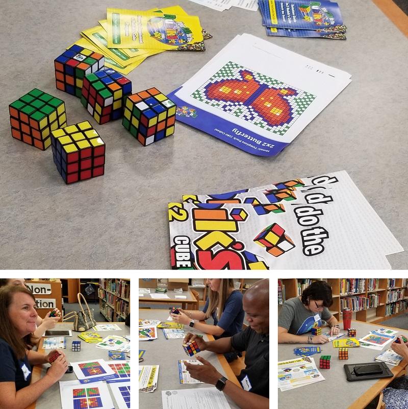 Rubiks Cube Challenge