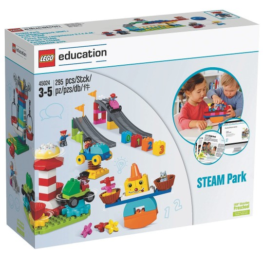 STEAM Park set LEGO
