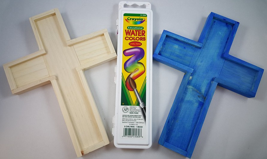 cross craft idea