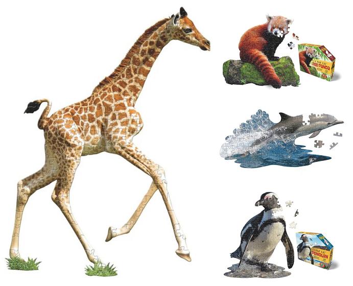animal puzzles seniors