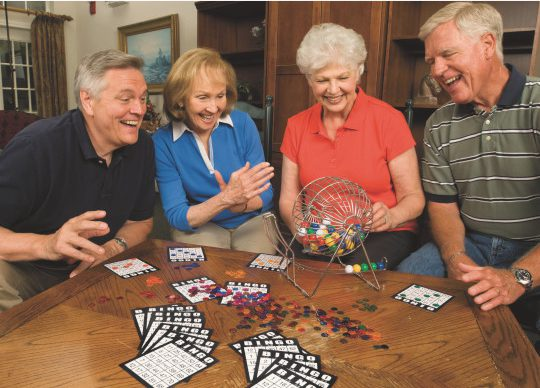 fun ideas for bingo