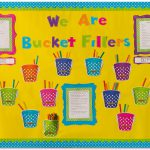 Bucket Filler Bulletin Board for the Classroom