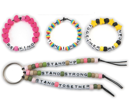 Collaborative bullying prevention activities ss blog bullying prevention bracelet publicscrutiny Choice Image