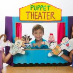 How to Make a DIY Puppet Theater for Kids