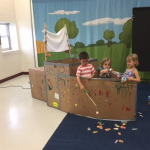 Church Activities – How to Build a Temple Wall & Boat