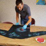 How to Make DIY Galaxy Shirts
