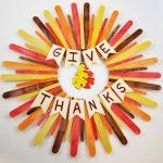 10 DIY Fall & Thanksgiving Craft Ideas