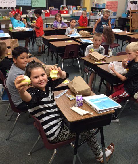 attica school healthy lunch