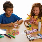 Kaleidoscope Craft with Educational Activity Ideas