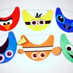 Kids Visors Inspired By Our Favorite Characters