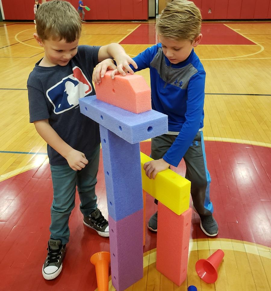 makerspace PE activity
