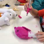 Noah's Ark Sunday School Craft Activity