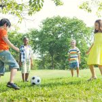 4 Outdoor Games for Summer Camp