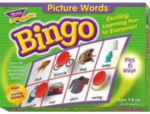 Bingo prizes for seniors ideas