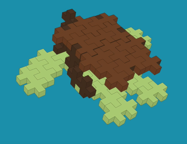 makerspace sea turtle