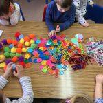 Preschool Arts & Crafts Exploration Activity