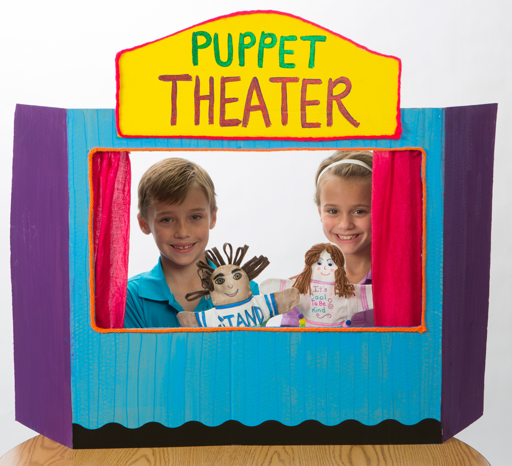 pupper theater bully prevention