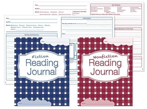 reading journals classroom literacy