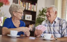 new card games for seniors