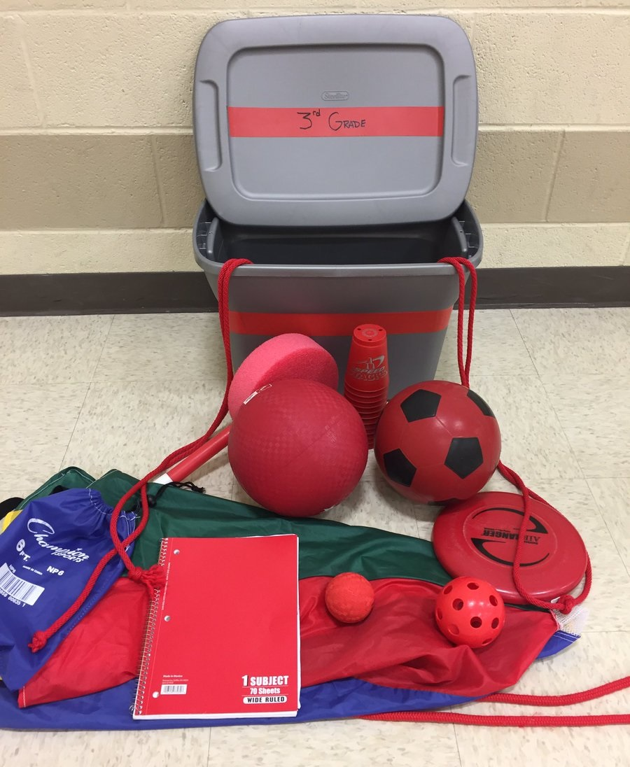 family fitness take home PE