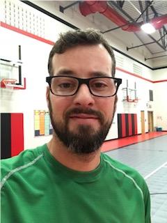 tanner roos PE teacher