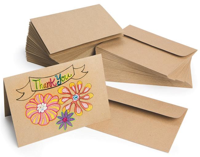 thank you cards for teacher