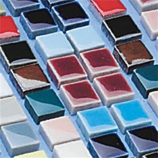 Mosaic bulk tiles