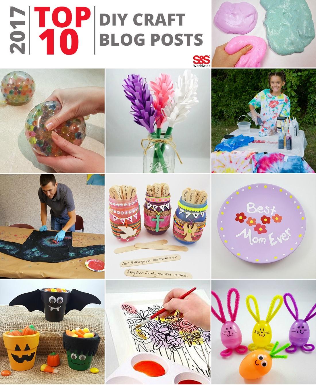 top 10 diy craft blogs