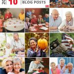 Top 10 Senior Activity Blog Posts in 2017