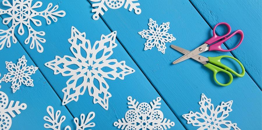 winter crafts senior residents