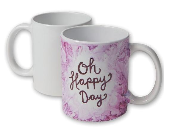 winter mug craft