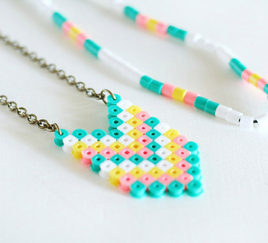 Four Fuse Bead Patterns Sure To Make Your Heart Melt Gorgeous Fuse Beads Patterns