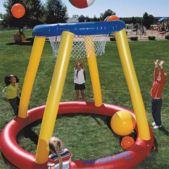 Basketball Hoop summer