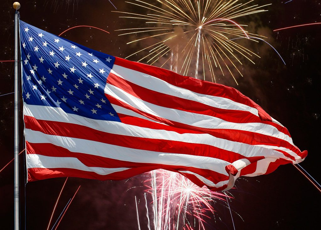 4th of July senior activities