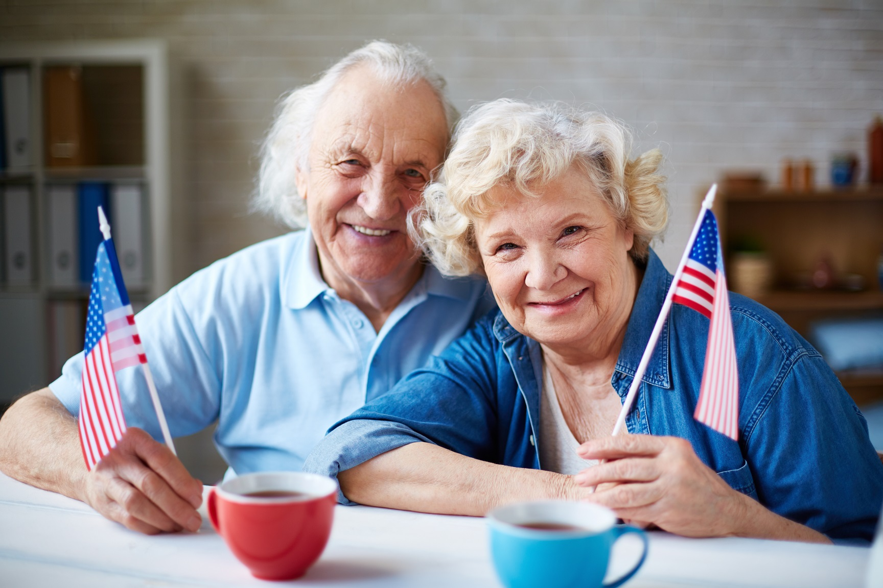 armed forces day senior residents