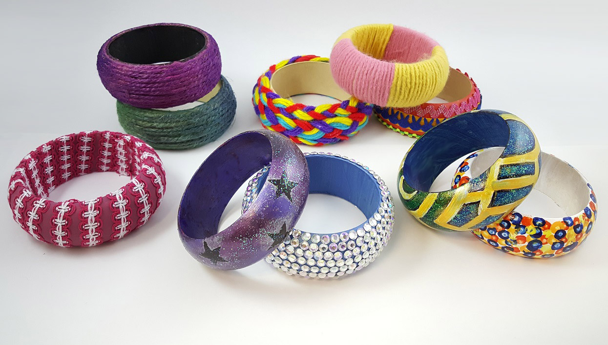 bangle bracelet craft